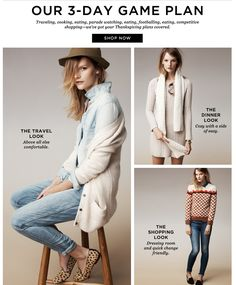 Madewell: T-minus 11 days until T-Day (+ a shop-it-now sale) | Milled