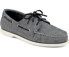 Sperry Top-Sider Authentic Original Fleck Canvas 3-Eye Boat Shoe