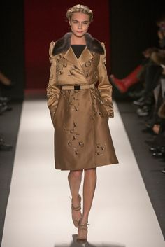 Carolina Herrera Fall 2013 Ready-to-Wear Fashion Show - Karlie Kloss