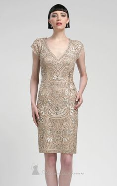 Sue Wong N1436 Dress - MissesDressy.com mother of bride/groom