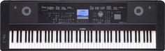 Yamaha DGX-660 88 Key Digital Piano - Black