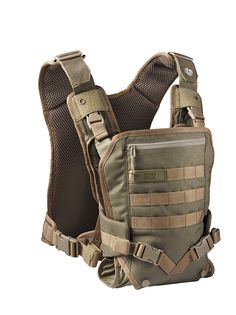 Perfect for m'y love hihi  Tactical Baby Carrier by Mission Critical. This HAS to happen!