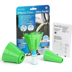 SteriPen FAF-ADP Drinking Water Bottles Filter Kit * This is an Amazon Affiliate link. Read more reviews of the product by visiting the link on the image.