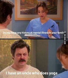 This is why I love parks and recreation