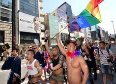 Tokio busca convertirse en ciudad gay-friendly