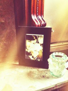 9/5/2013 - Beautiful memories greet me every morning..