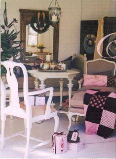 """Comfort sueco. O interior no estilo de """"Tilda"""")) - ragdoll"""