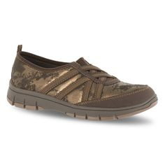 Easy Street Sport Kila Women's Slip-On Shoes, Size: 6 N, Brown Over