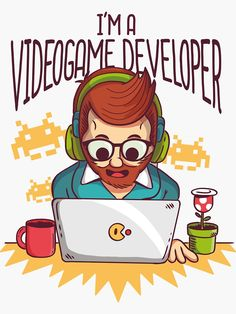 Videogames, Gaming, Stickers, Design, Video Games, Game, Video Game, Decals