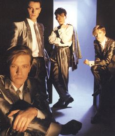Listen to music from ABC like The Look Of Love - Pt. Poison Arrow & more. Find the latest tracks, albums, and images from ABC. 80s Music, Music Icon, Dance Music, New Wave Music, The New Wave, 80 Bands, Cool Bands, 80s Punk, Power Pop