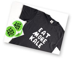 """Bo sells a t-shirt that says """"Eat More Kale"""" from his home in rural Vermont. Titanic chicken sandwich chain Chick-Fil-A claims that this shirt infringes on their trademark for the slogan """"Eat Mor (sic) Chikin' (sic)."""" They've demanded that Bo shut down and turn over his website to them. Rather than capitulate, Bo is making a defiant documentary about his refusal, and he's raising funds on Kickstarter."""