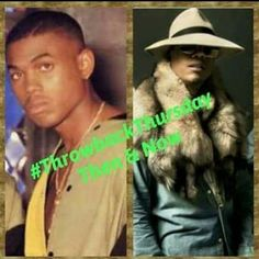 #TBT (Then & Now)  Mr. Devante Swing❤ #Jodeci #Jodeci4Ever #TheLegacyLivesOn #TheBadBoysOfSoul