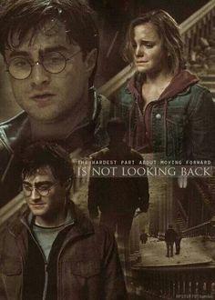 #HarryPotter_TheDeathlyHallows Part 2 (2011) - #HarryPotter #HermioneGranger