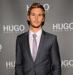 Ryan Kwanten (aka Jason Stackhouse from True Blood)