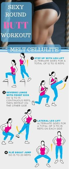 10 Methods on Workout Plans For Weight Loss Fitness Workouts, Fitness Po, Sport Fitness, At Home Workouts, Fitness Motivation, Health Fitness, Fitness Foods, Butt Workouts, Leg Exercises
