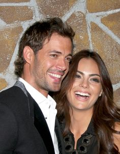 William Levy & Ximena Navarrete..la tempestad Love To Meet, Guys Be Like, Man Crush, Girl Crushes, Love Her, Handsome, Hair Beauty, Actresses, Film