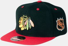 Chicago Blackhawks 'Blockhead' Snapback Hockey Cap $21.95