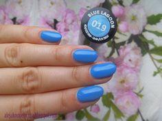 Semilac 019 Blue Lagoon Mani Pedi, Manicure And Pedicure, Fun Nails, Nice Nails, Nail Colors, Colours, Blue Lagoon, Shellac, Nails Inspiration