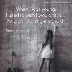 I'm Glad I didn't get that wish ..