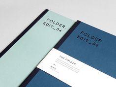 Edit Folder // Present & Correct