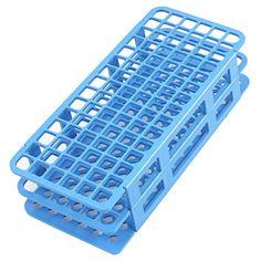Herramienta laboratorio plástico azul 90 posición 12 mm orificio tubo ensayo soporte de apoyo #Herramienta #laboratorio #plástico #azul #posición #orificio #tubo #ensayo #soporte #apoyo