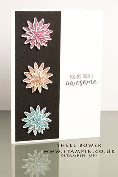 Shell Bower Stampin' Up! Grateful Bunch