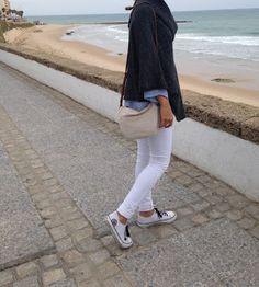 Laura Outfit: una visita con look...