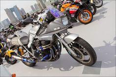 Street motorcycle in Japan - SUZUKI GSX1100S KATANA