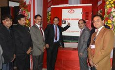 TAFE Motors and Tractors Limited (TMTL) launched its 5/7.5 kVA Diesel Generators (DG) in Varanasi and Lucknow in Uttar Pradesh with a view to consolidate its position in the lower horse power (hp) range. #TMTL will be the first company in India to exclusively offer engines with 1500 rpm to power 5/7.5 kVA DG sets, improving reliability and quality of power.  To read more and view pictures from the launch, follow the TAFE Cafe link: tafecafe.org/node/716