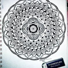 Appreciate what people do. Dont ever judge and dont hurt anybody. #mandala…