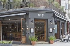 Our work at Drawin and Wallace, No32 The Old Town Clapham