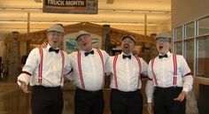 Just a Minute Barbershop Quartet at OMeara Ford 100th Anniversary Its O'Meara Ford's 100th Anniversary Party with a special performance from the Just a Minute Barbershop Quartet.