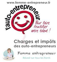 Cotisations et impôts: tout ce que doit (ou ne doit pas !) payer un auto-entrepreneur ;-) #entrepreneur #entrepreneure #entreprenariat #charges #cotisation