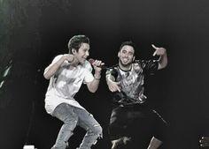 Austin and Justin
