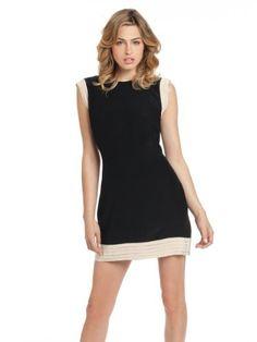 GUESS by Marciano Leena Dress:  Short Black Dress