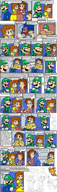 meet zah marios pg 9 by Nintendrawer