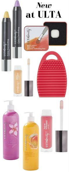 Ulta hits the pavement running with some brand new offerings for Spring including new 3-in-1 Shower Gels, a new Shadow Switching Palette, lip oils, a brush cleansing mitt, and more. Here's some new stuff at Ulta that you can buy right now! P.S. Best part? Almost all Ulta items are Buy 2, Get 2 Free! […] The post New Ulta Makeup and Beauty Stuff You Can Buy Now appeared first on Musings of a Muse. :: Beauty