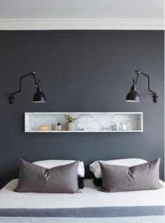Flexos para la cama #iluminacion #lighting