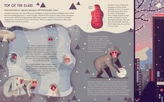 Mad about Monkeys - Owen Davey Illustration