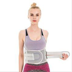 c317580f3f Medical Orthosis Corset Back Brace Posture Correction Shoulder Brace Sport  Magnetic Posture Upper,Gray,