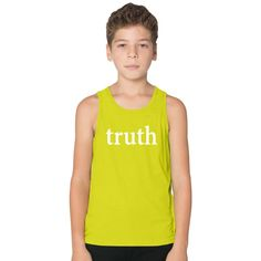 Truth Kids Tank Top