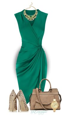 * JIMMY CHOO Leopard * by cre8ivesoul58 on Polyvore featuring polyvore fashion style Coast Jimmy Choo Witchery Michael Kors clothing