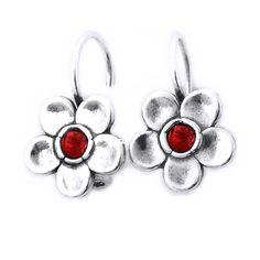 Cercei din argint cu pietre - lucrati manual in Israel. Israel, Turquoise Bracelet, Gemstone Rings, Gemstones, Bracelets, Jewelry, Jewlery, Bijoux, Schmuck