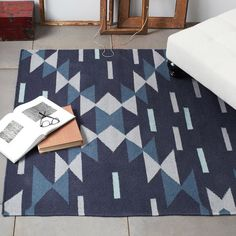 Poppytalk: West Elm   Fall Preview DIY yoga mat pattern?