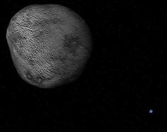 Halimede Neptune Moon | Space - Kosmos | Pinterest