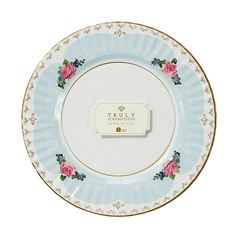 Truly Scrumptious Large Paper Plates – Shop Sweet Lulu