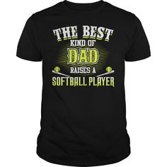 The Best Kind Of Dad Raises A Softball Player