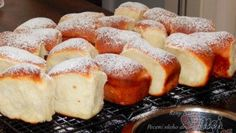 Majolkové rohlíky – RECETIMA Biscuit Cookies, I Foods, Doughnut, Sausage, Biscuits, French Toast, Muffins, Food And Drink, Sweets