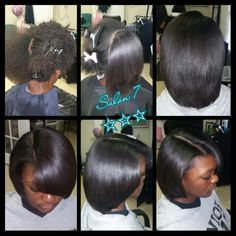 Silk Blowout