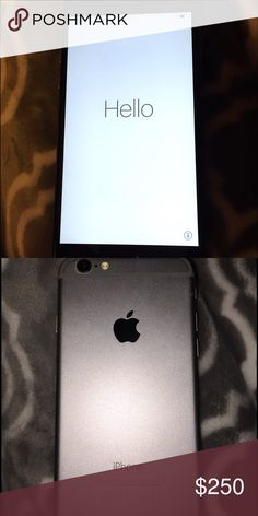 iPhone 6 16GB. Used. Space Grey. Verizon. Used. Some wear and tear (scratches) on screen but does not affect the use of the screen. Fingerprint does not read. Otherwise a great phone! Verizon locked. 16GB. Can use STRAIGHT TALK! Make an offer! Apple Accessories Phone Cases